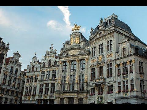 La Grand Place Brussels, Belgium