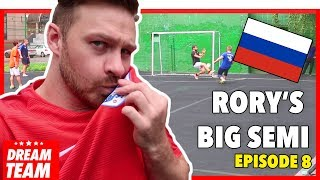 ENGLAND EXIT THE WORLD CUP | RORY IN RUSSIA - EPISODE 8