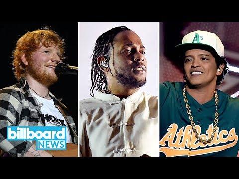 Billboard Music Awards 2018 Nominations Announced   Billboard News