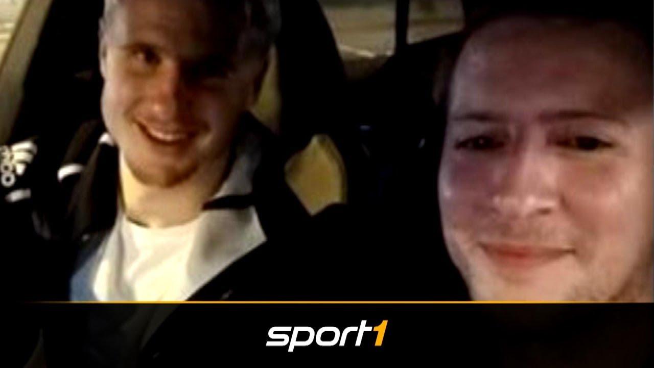 Hinteregger fährt Fan zum Bahnhof | SPORT1 - DER TAG