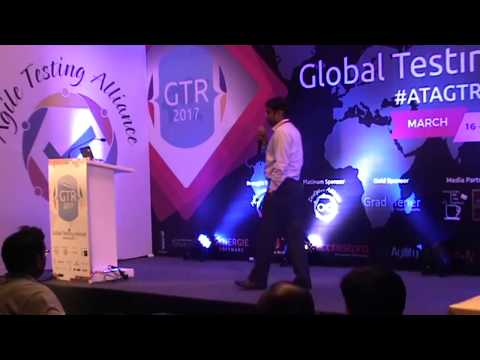 "Ramakrishnan  Venkatasubramanian on ""Artificial Intelligence in Software Testing – Demystified"""