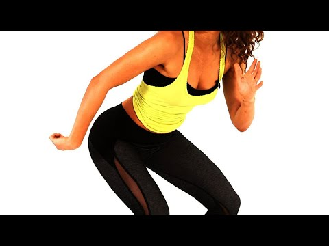 How to Do a Jump Squat | Sexy Butt