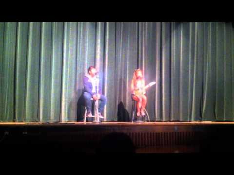 North Smithfield High School talent show 2012