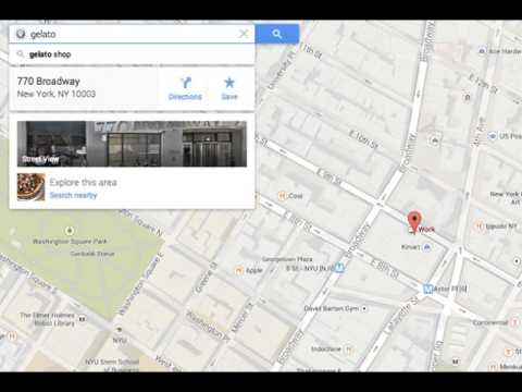 Google Maps users, rejoice: 'search nearby' is back