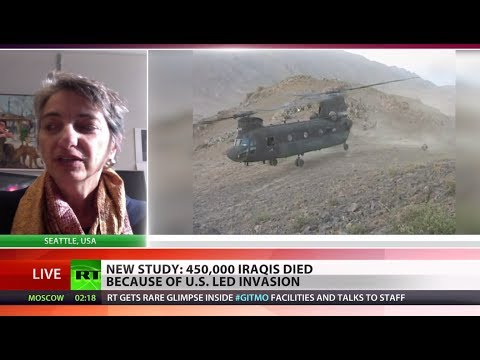 Deadly Recount: Half million Iraqis died since US-led invasion