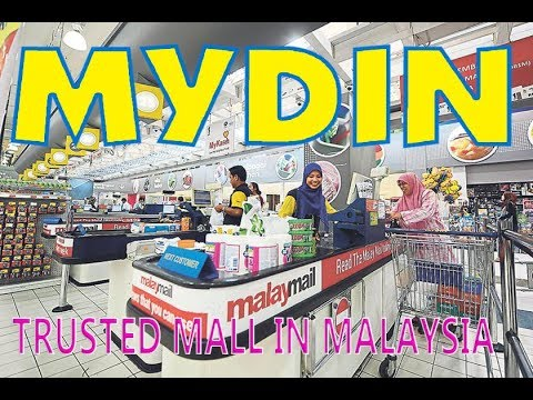 Mydin Largest Wholesale and Retaile Mall Malaysia | Malaysian Largest Super Shop (Part-01)