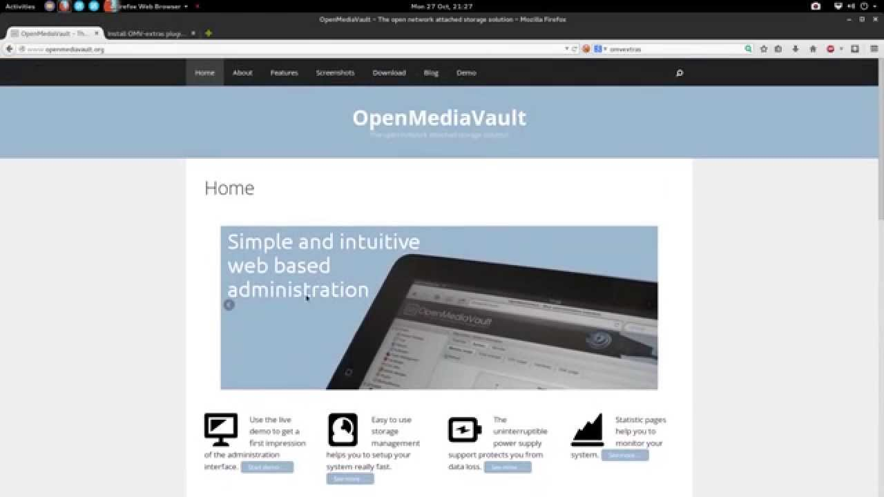Installing openmediavault 1x kralizec youtube 1betcityfo Image collections