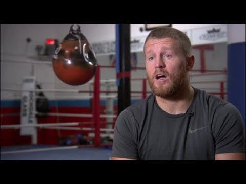 FLANAGAN ON HOOKER + DOWNPLAYS CATTERALL'S SPARRING COMMENTS