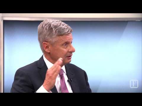 Gary Johnson: Why We Should Have Let the Big Banks Fail | Fortune