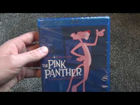 The Pink Panther Cartoon Collection Volume 1 Blu-Ray Unboxing