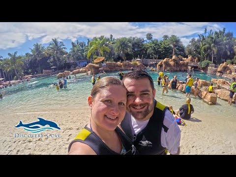 Discovery Cove - Orlando, Florida September 3rd, 2016