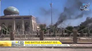 CBS' Juan Zarate: Iraqis Offensive to Take Back Ramadi 'Face Saving'