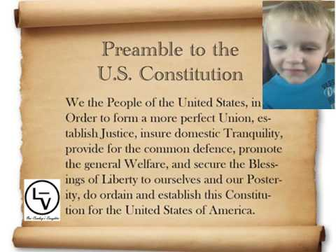 Basic Outline of the U.S. Constitution