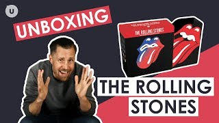 uDISCOVER UNBOXING: The Rolling Stones  - Studio Albums Vinyl Collection 1971 - 2016 thumbnail