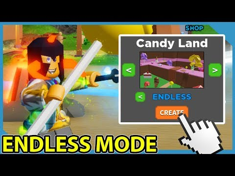 *NEW* Endless Mode in Roblox Treasure Quest