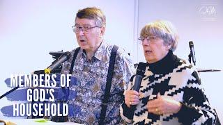 Leo Maat - Leden van het Huisgezin van God / Members of God's Household (NL-ENG)