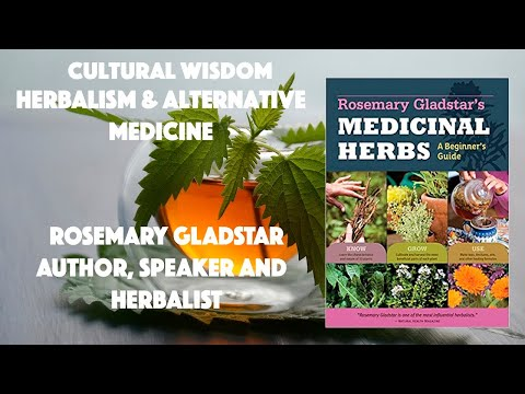 The Mystic & The Skeptic: Rosemary Gladstar at Herbal Synergy Conference