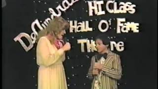 deaundra peek s hi class hall o fame theater stuff episode