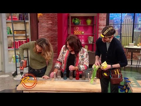 Watch GMA's Ginger Zee Teach City Boy Hubby Ben How to Use Tools