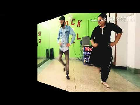 Mere Rashke Qamar #Baadshaho #Jhoomer (Bhangra)  Perform By #Jaismin Choreograph By #Lovedeep Rai