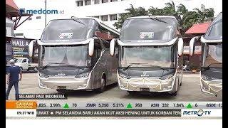 Indonesia Ekspor Bus ke Bangladesh