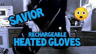 Savior Rechargeable Heated Gloves Review