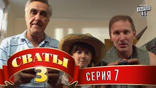 Сваты 3 (3-й сезон, 7-я серия)