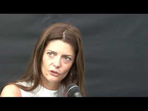 CHIARA MASTROIANNI talking about father Marcello and mother Catherine Deneuve  Locarno 2010