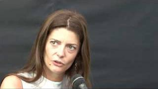 CHIARA MASTROIANNI talking about father Marcello and mother Catherine Deneuve / Locarno 2010