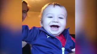 TOP 10 Funniest Daddy Take Care of Baby - Lover Baby Video