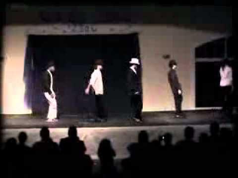 Michael Jackson Remix Dance @2006 Annual MUM Variety Show.wmv