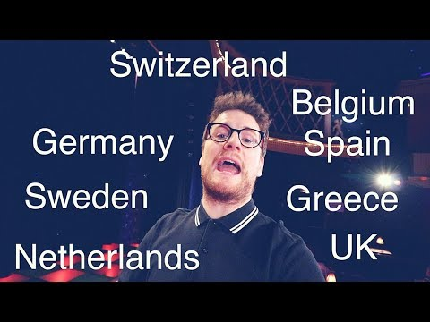 What Stereotypes Do You Have About These Countries? - Being A Comedian In Paris #44