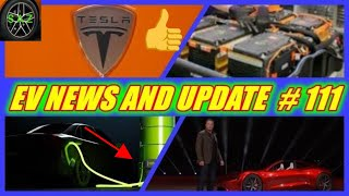 EV NEWS AND UPDATE 2019(#111)/tesla electric car update/tata li ion battery update/app based e bus .
