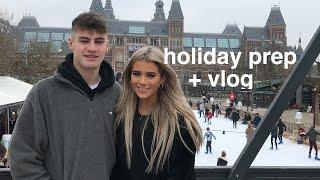 amsterdam with my boyfriend