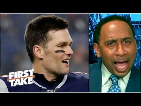 Tom Brady and the Bucs could win the NFC South over the Saints - Stephen A.   First Take