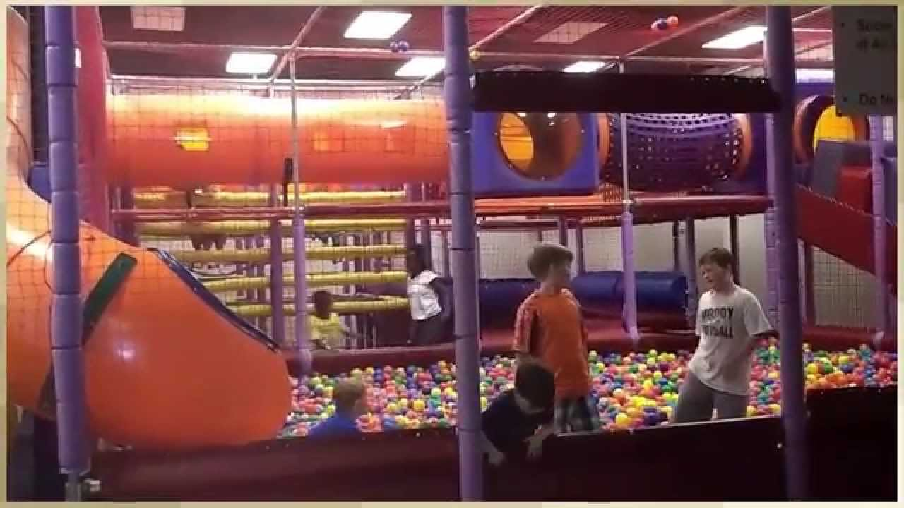Off The Wall Family Fun Center At Crestwood Irondale Al Youtube