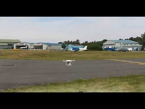 DON'T do that: Drone at the Airport
