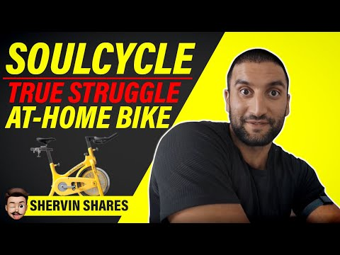 TRUE STRUGGLE: SoulCycle At-Home Bike Unboxing & Delivery By Variis
