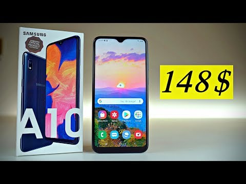 "Samsung Galaxy A10 ""CHEAPEST INFINITY V"" Unboxing & Review!"