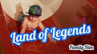 Rixos Land of Legends Белек отдых в Турции с детьми Обзор отеля и пляжа Rixos Premium Belek