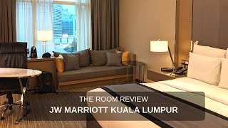Hotel Review :  JW Marriott Kuala Lumpur Malaysia [Deluxe Room]