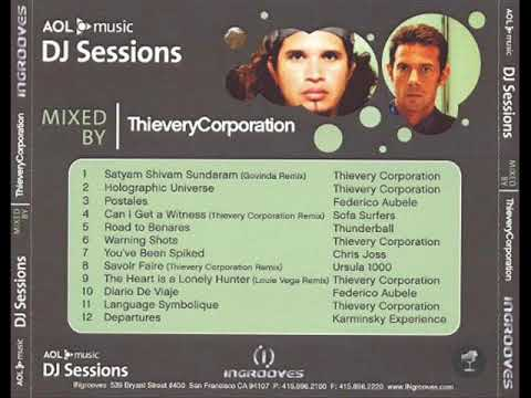 Thievery Corporation - AOL Session Final Mix