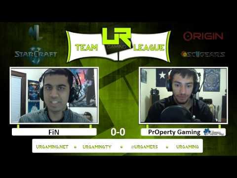 FiN vs PrOperty Gaming!  Vote for who will win at zanderfever.tv/vote