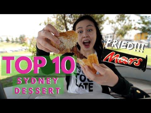 TOP 10 Dessert Spot In Sydney - Must Try