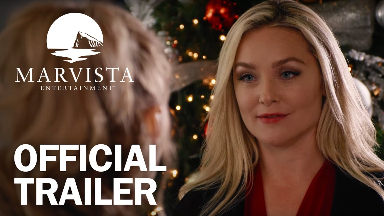 Christmas Kiss 2.A Christmas Kiss Ii Official Trailer Marvista Entertainment