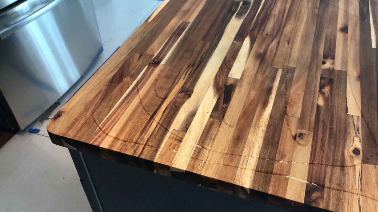 Lumber Liquidators Island Top