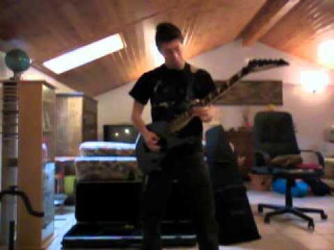corpsecry angelfall (sigh) guitar cover mp3