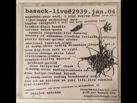 Baseck — Live @ 2939 (Addict Records)