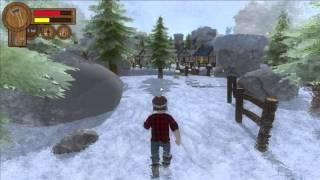 Lumberjack Story (WIP Gameplay)