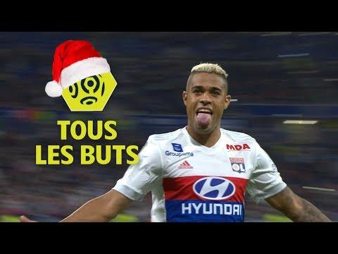 Tous les buts de Mariano | mi-saison 2017-18 | Ligue 1 Conforama